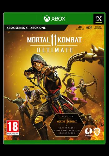Mortal Kombat 11 Ultimate + Pre-order bonus - Xbox One