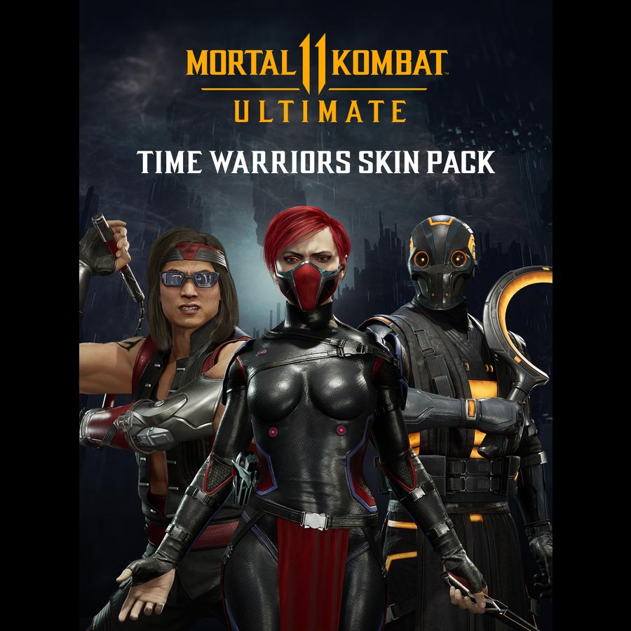 Mortal Kombat 11 Ultimate + Pre-order bonus - Playstation 4