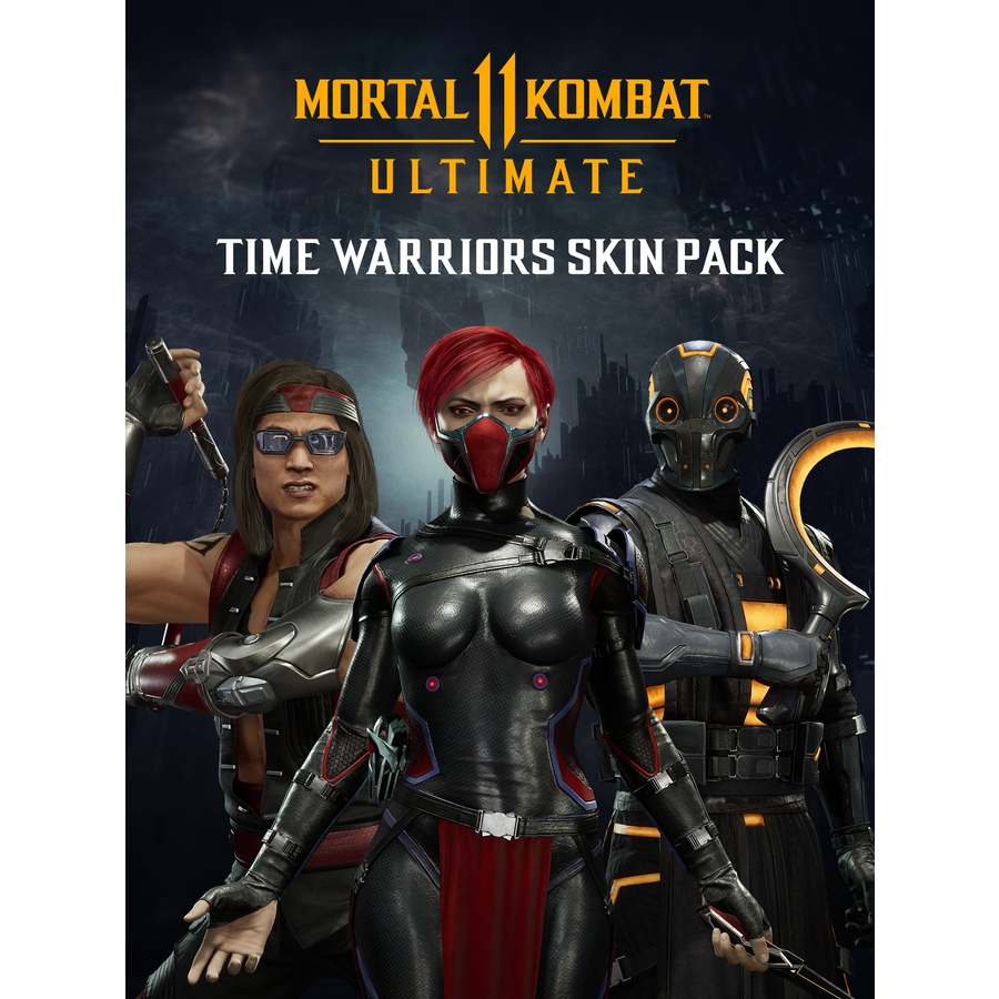 Mortal Kombat 11 Ultimate (Code in Box) - Nintendo Switch