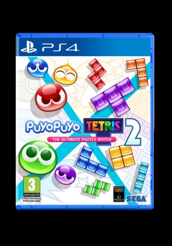 Puyo Puyo Tetris 2 Launch Edition - Playstation 4