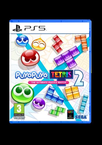 Puyo Puyo Tetris 2 Launch Edition - Playstation 5