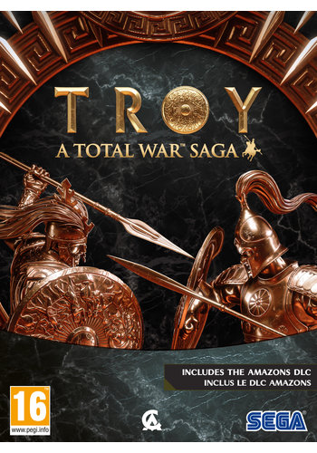 Total War SAGA - TROY Limited Edition (incl. Amazons DLC) - PC