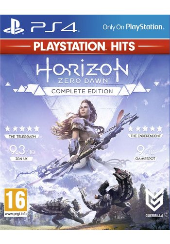 Horizon: Zero Dawn Complete Edition PS4 Hits - Playstation 4