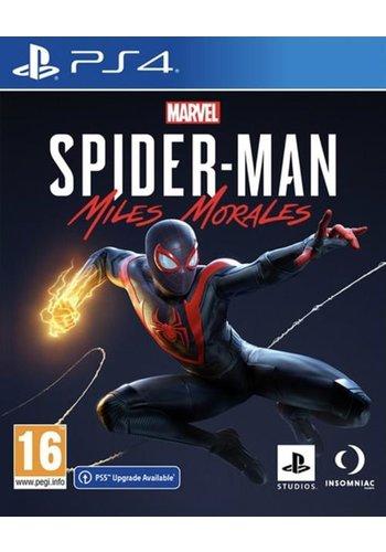 Spider-Man: Miles Morales - Playstation 4