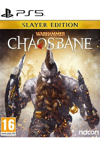 Warhammer: Chaosbane - Slayers Edition - Playstation 5