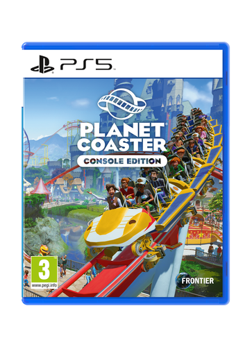 Planet Coaster Console Edition - Playstation 5