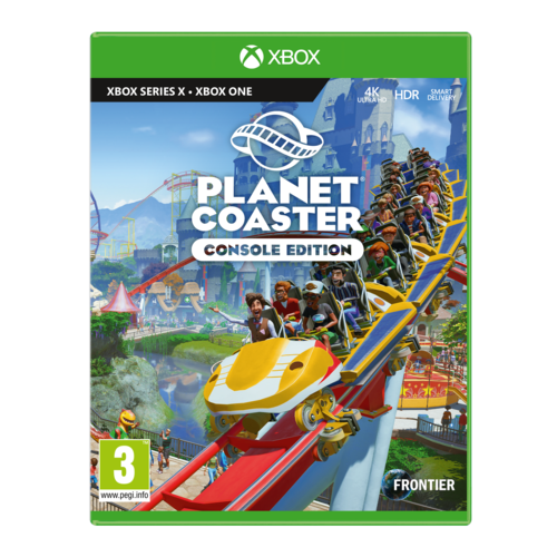 Planet Coaster Console Edition - Xbox One & Xbox Series X