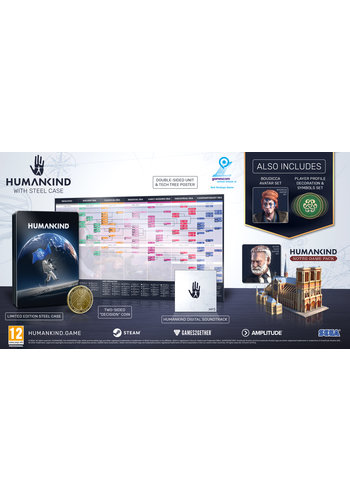 Humankind - Day One MetalPak Edition - PC