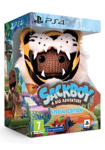 Sackboy: A Big Adventure - Special Edition - Playstation 4