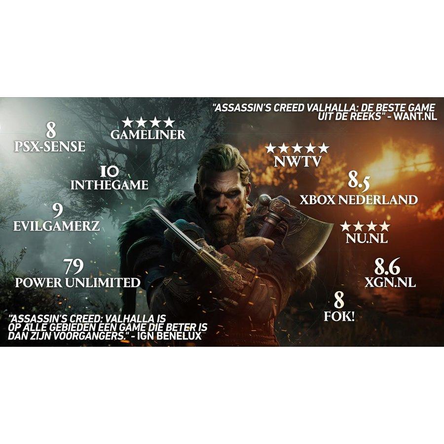Assassin's Creed Valhalla + Pre-order DLC - Playstation 4