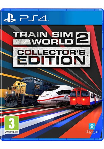 Train Sim World 2 - Collector's Edition - Playstation 4