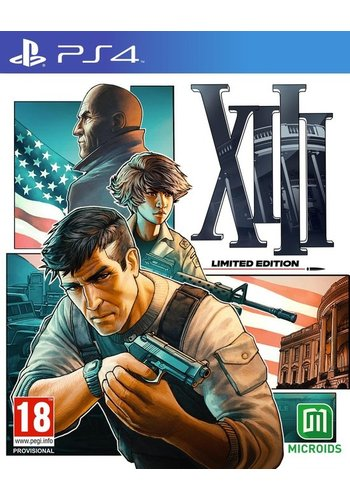 XIII - Limited Edition - Playstation 4