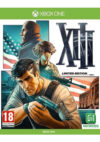 XIII - Limited Edition - Xbox One