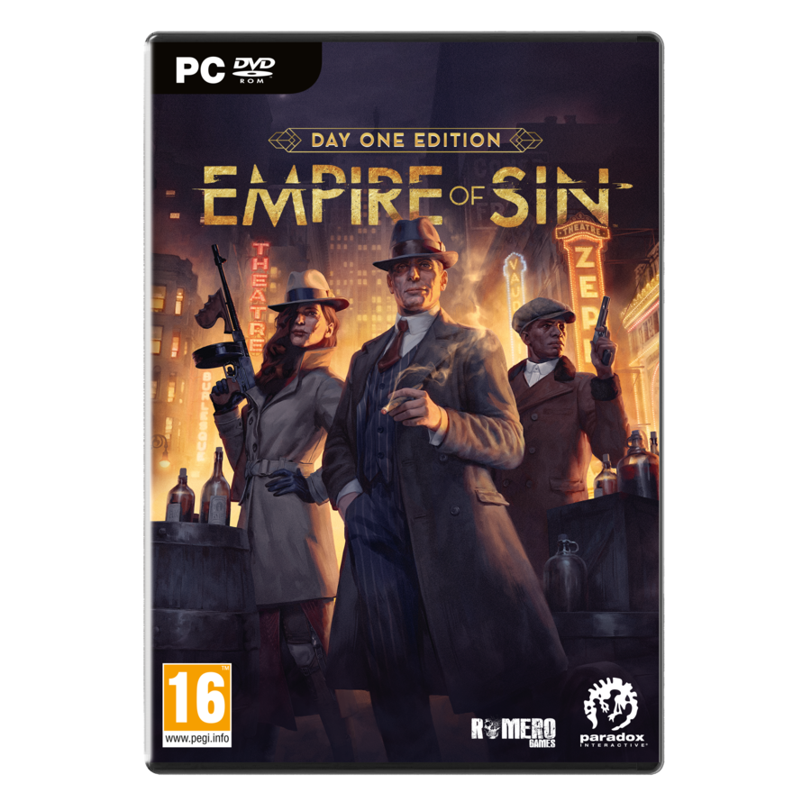Empire of Sin - Day One Edition - PC