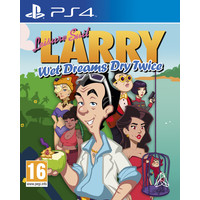 Leisure Suit Larry: Wet Dreams Dry Twice - Playstation 4