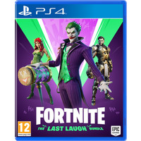 FORTNITE THE LAST LAUGH BUNDLE - Playstation 4