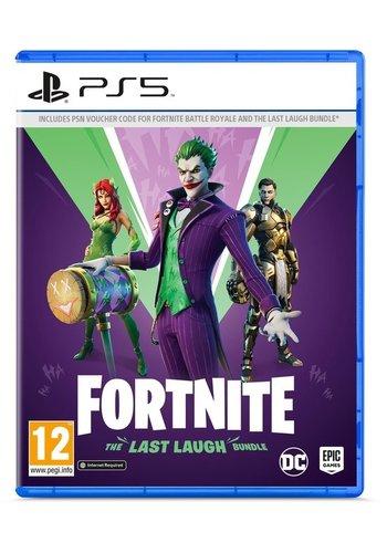 FORTNITE THE LAST LAUGH BUNDLE - Playstation 5