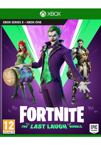 FORTNITE THE LAST LAUGH BUNDLE - Xbox One - Xbox Series X