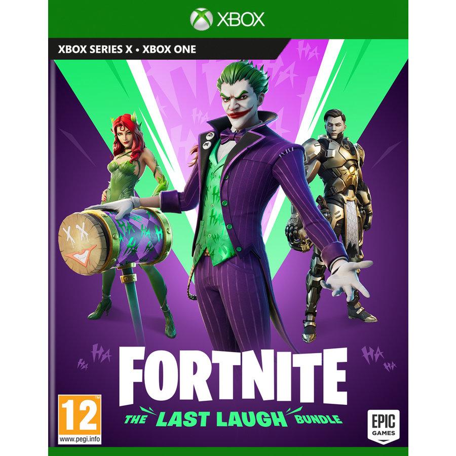 FORTNITE THE LAST LAUGH BUNDLE - Xbox One - Xbox Series X