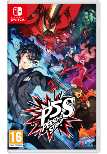 Persona 5 Strikers Limited Edition - Nintendo Switch