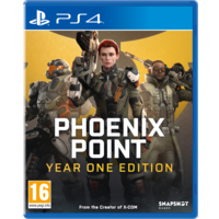 Phoenix Point - Year One Edition - Playstation 4