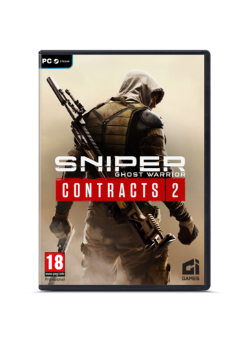 Sniper Ghost Warrior Contracts 2 (CODE IN BOX) - PC