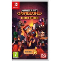 Minecraft: Dungeons - Hero Edition - Nintendo Switch