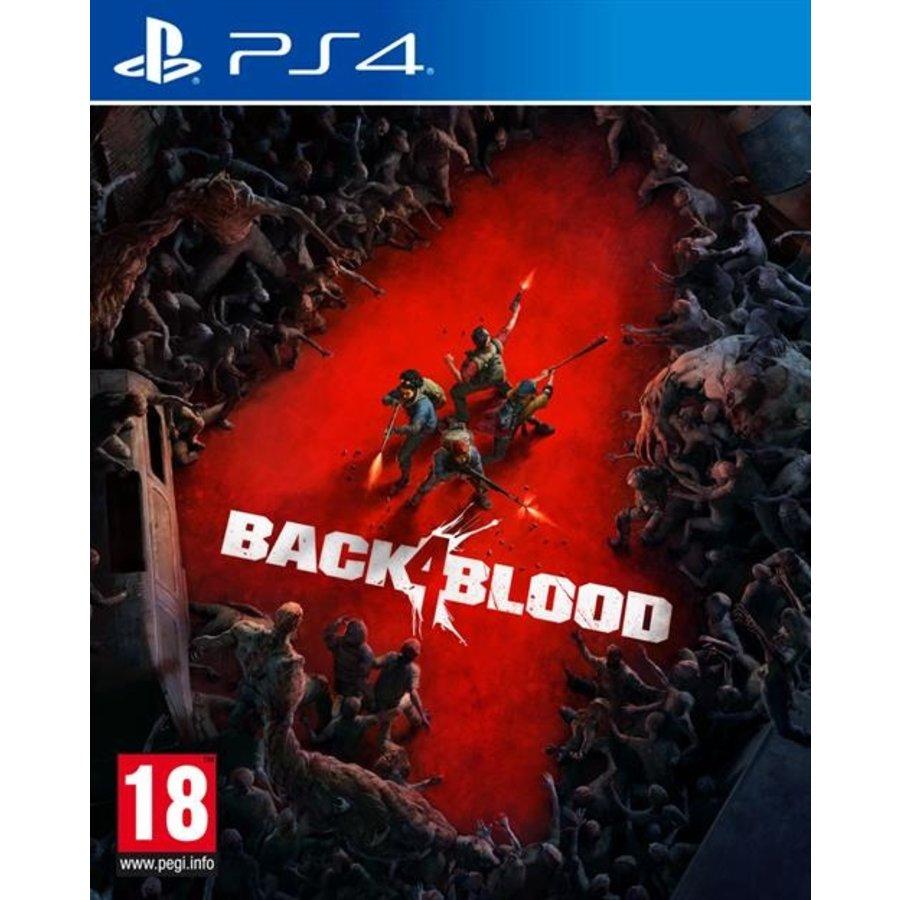 Back 4 Blood + Pre-order DLC - Playstation 4