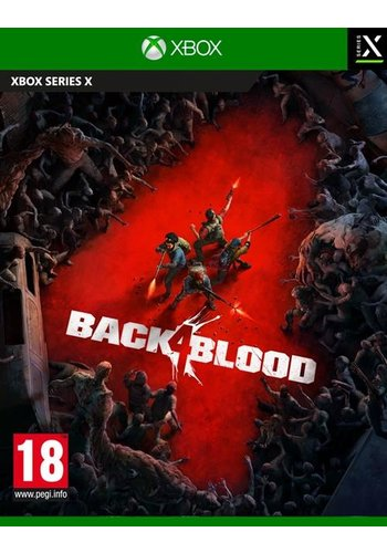 Back 4 Blood + Pre-order DLC - Xbox One & Xbox Series X