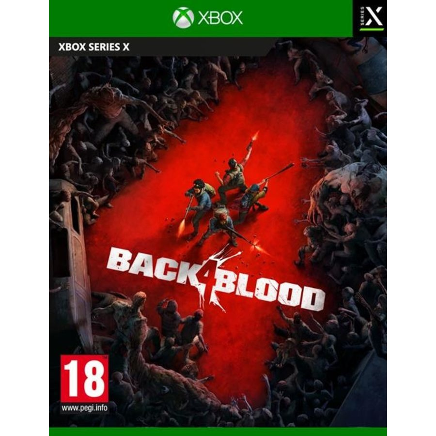 Back 4 Blood + Pre-order DLC - Xbox One & Xbox Series X