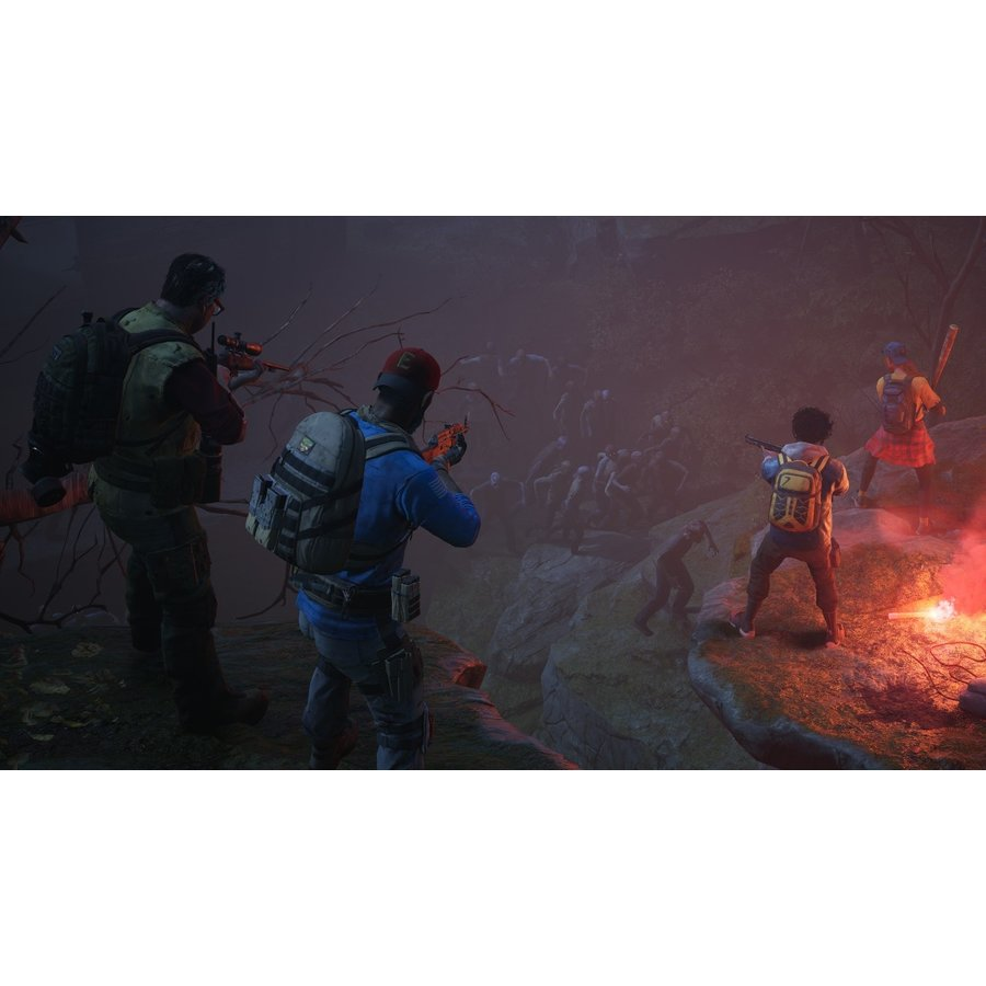 Back 4 Blood - Deluxe edition + Pre-order DLC - Playstation 4