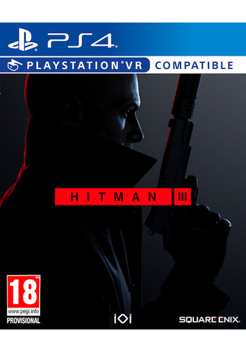 Hitman 3 - Playstation 4 & PS VR