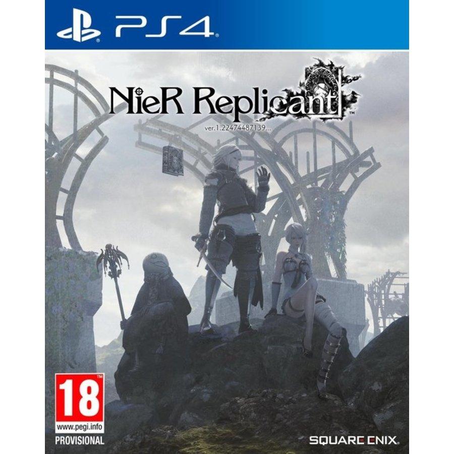 NieR Replicant ver.1.22474487139 - Playstation 4