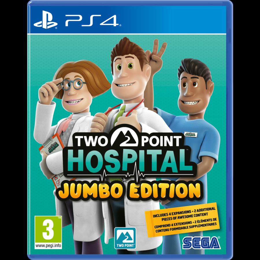 Two Point Hospital - Jumbo Edition - Playstation 4