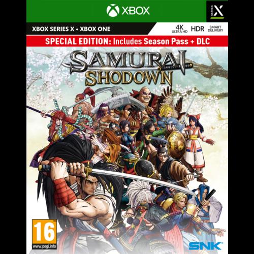 Samurai Shodown Special Edition - Xbox One & Xbox Series X