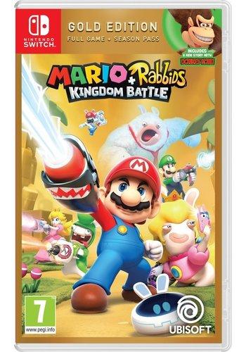 Mario + Rabbids Kingdom Battle - Gold Edition - Nintendo Switch