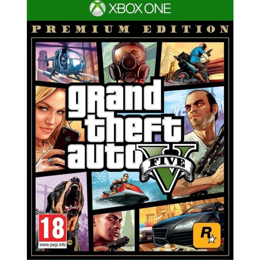 Grand Theft Auto V (GTA 5) - Xbox One