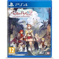 Atelier Ryza 2: Lost Legends & the Secret Fairy - Playstation 4
