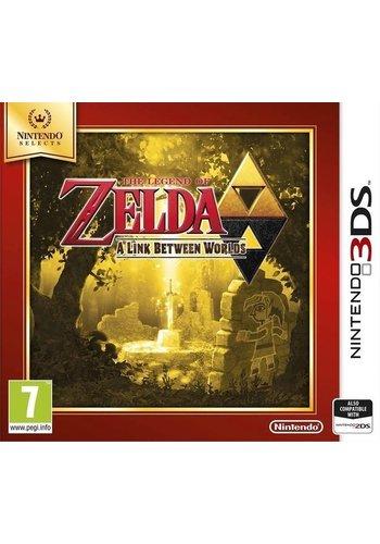The Legend of Zelda: A Link Between Worlds (Selects)- Nintendo 3DS