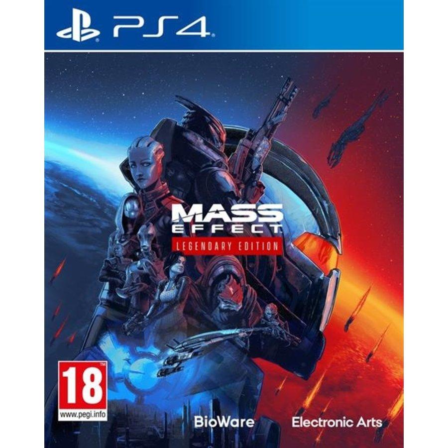 Mass Effect - Legendary Edition - Playstation 4