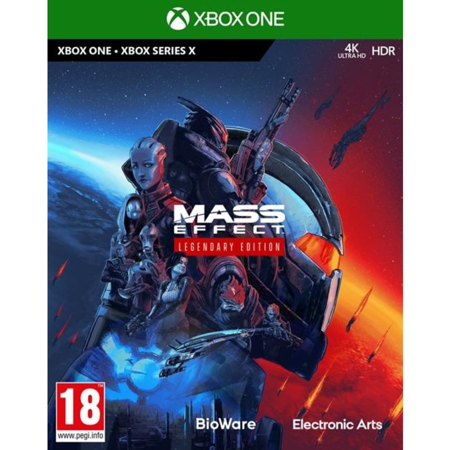 Mass Effect - Legendary Edition - Xbox One
