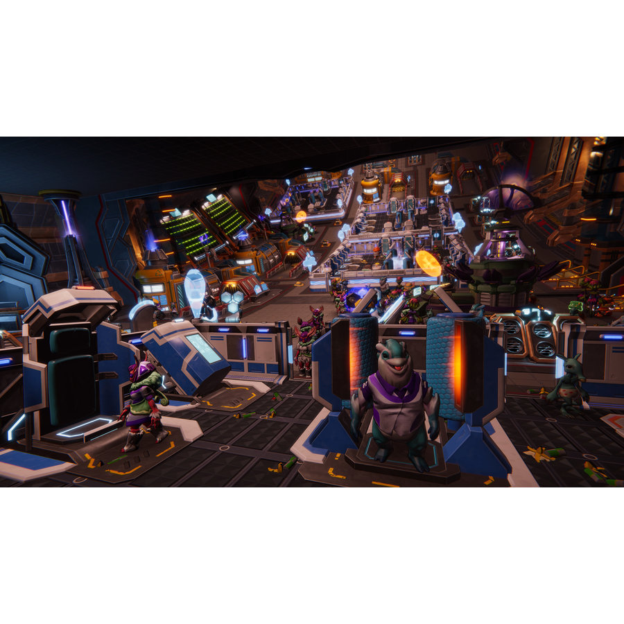 Spacebase Startopia - Playstation 5