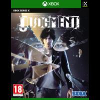 Judgment - Xbox Series X