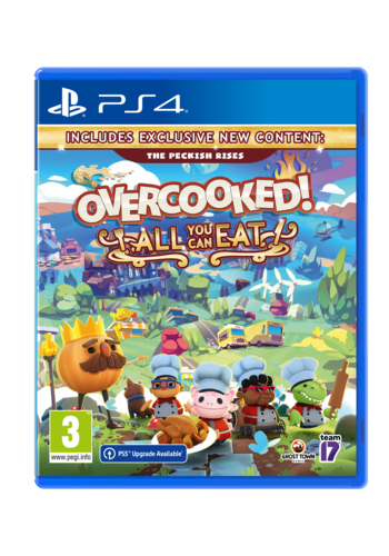 Overcooked All You Can Eat Edition - Playstation 4