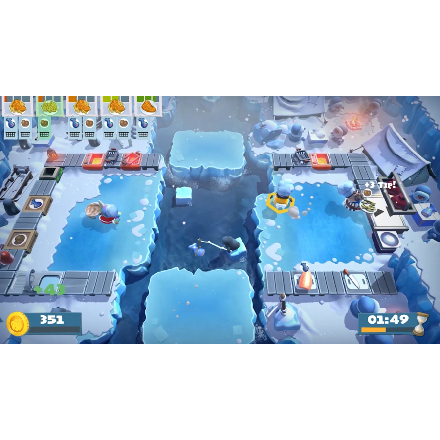 Overcooked All You Can Eat Edition - Nintendo Switch