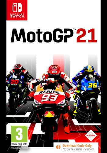 MotoGP21 (Code in Box) - Nintendo Switch