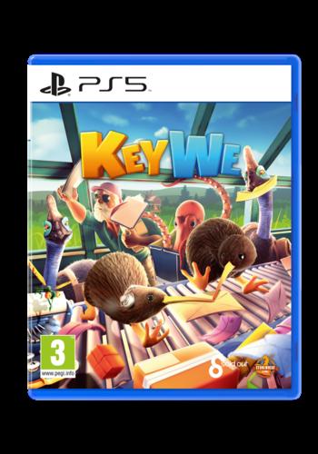 KeyWe - Playstation 5