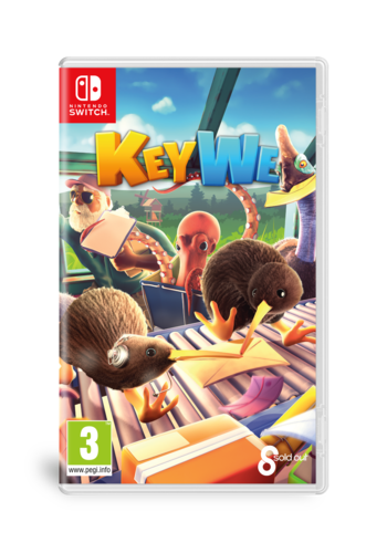 KeyWe - Nintendo Switch