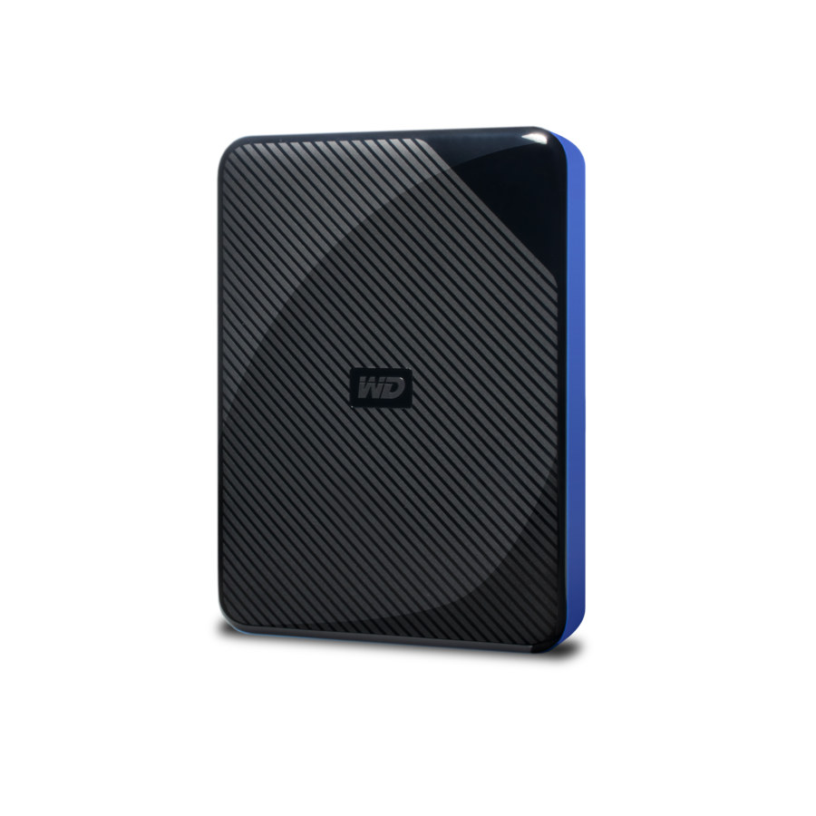 WD GAMING DRIVE FOR PLAYSTATION 4TB HDD