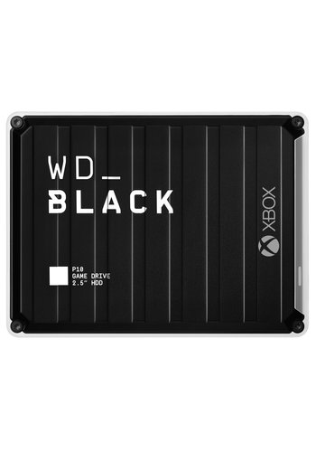 WD Black P10 Game Drive for Xbox 3TB HDD